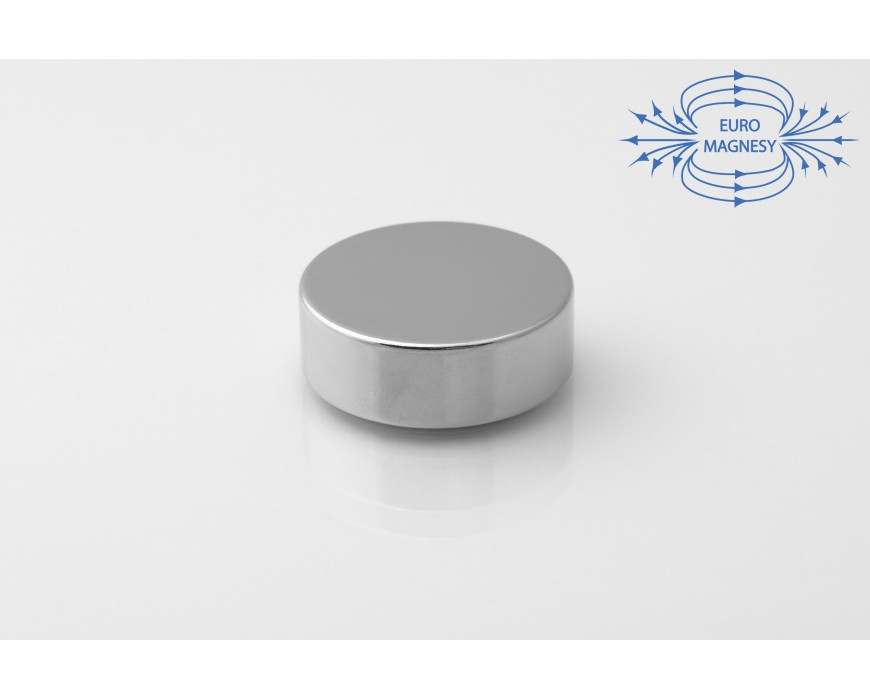 Neodymium disc magnets, medium (Ø 12mm - Ø 29 mm)