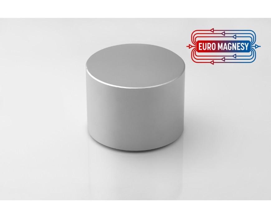 NdFeB (Neodymium)  cylinders magnets, large (Ø 30 mm - Ø 70 mm)