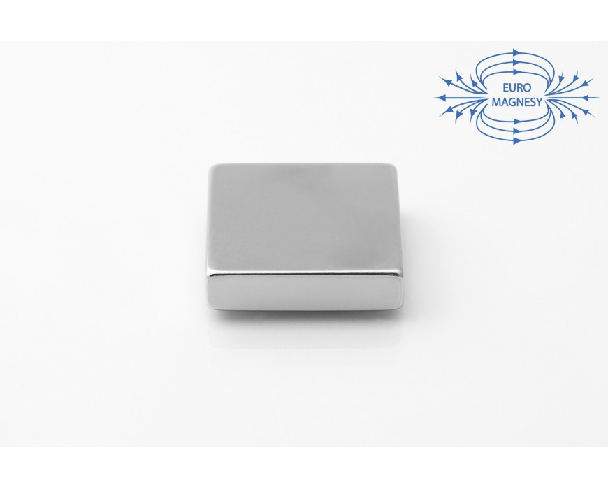 NdFeB (Neodymium)  block magnets, medium  (12 mm - 30 mm)