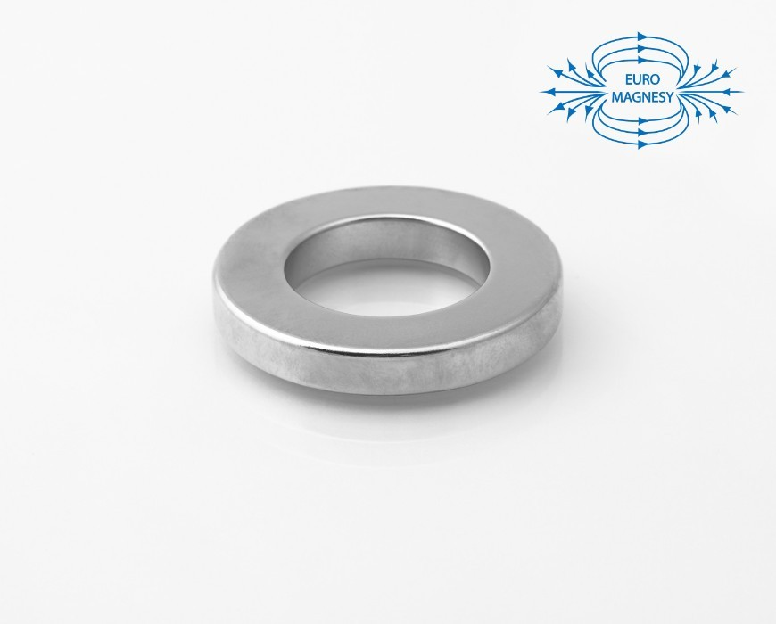 NdFeB (neodymium) ring magnets