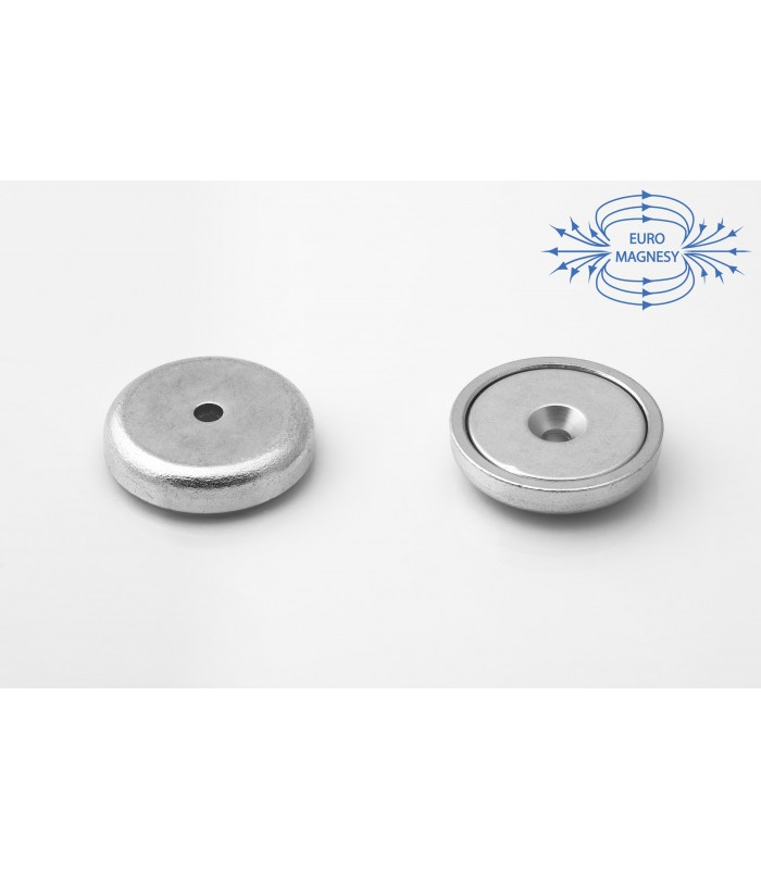 NdFeB Holding magnets  with hole and countersink