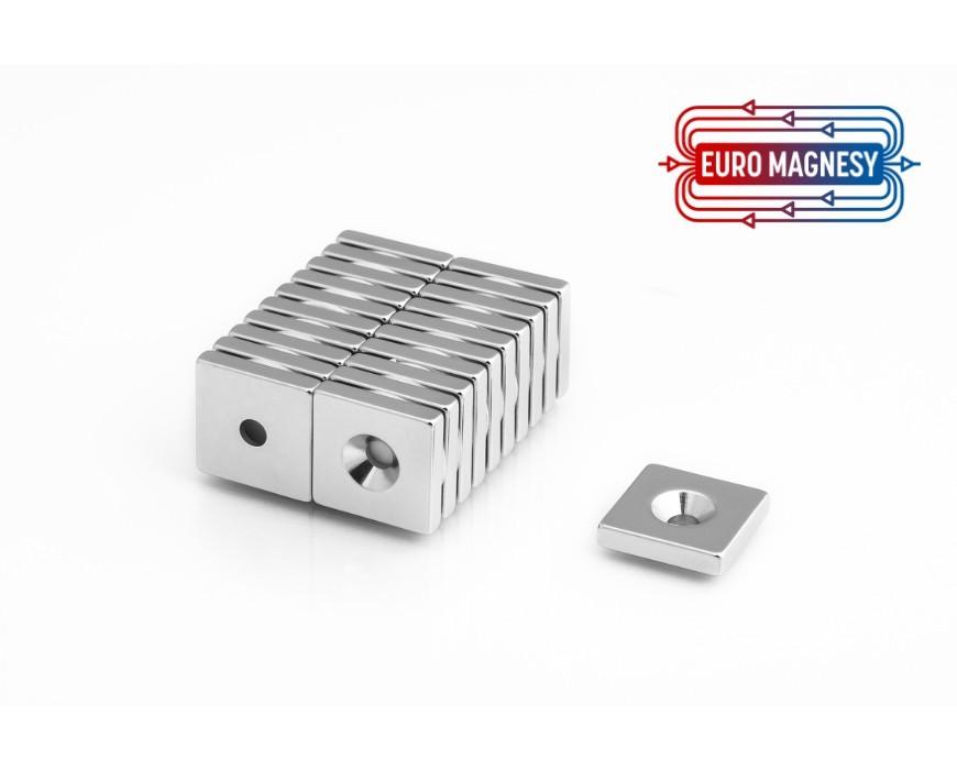 NdFeB (Neodymium) block magnets
