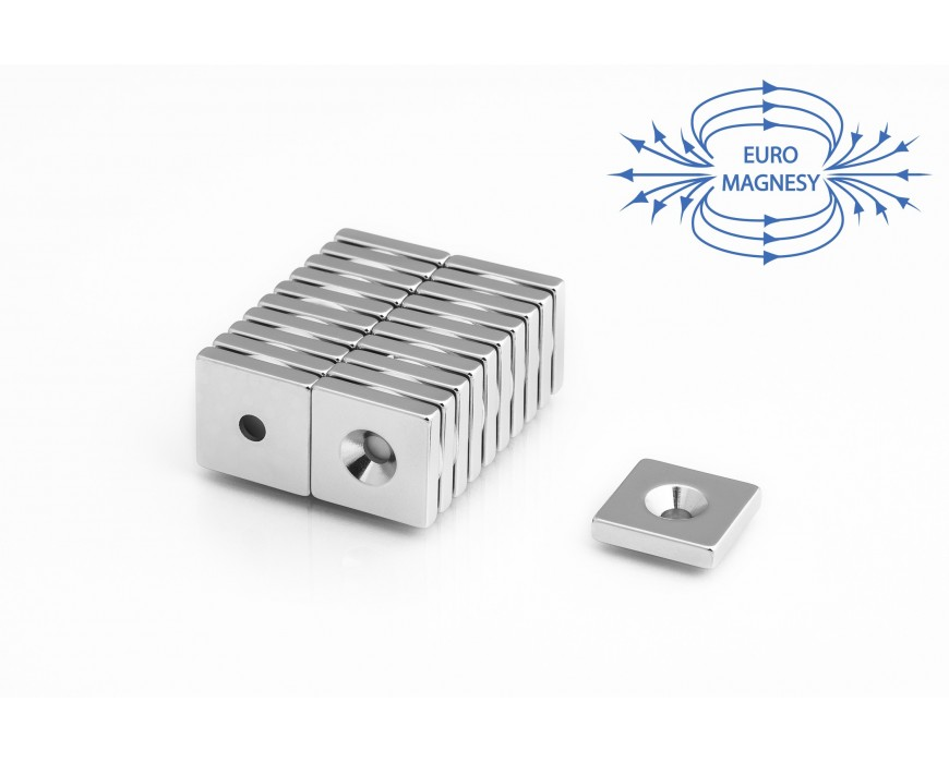 Neodym (NdFeB) Magnete Rechteckform