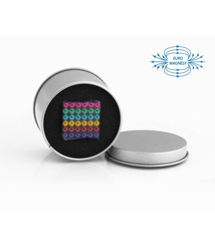 Neocube-kulki magnetyczne