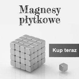 Magnesy płytkowe